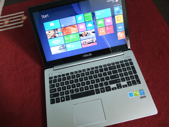 ASUS VivoBook S551 Review