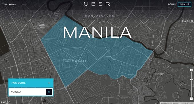 Uber Coverage