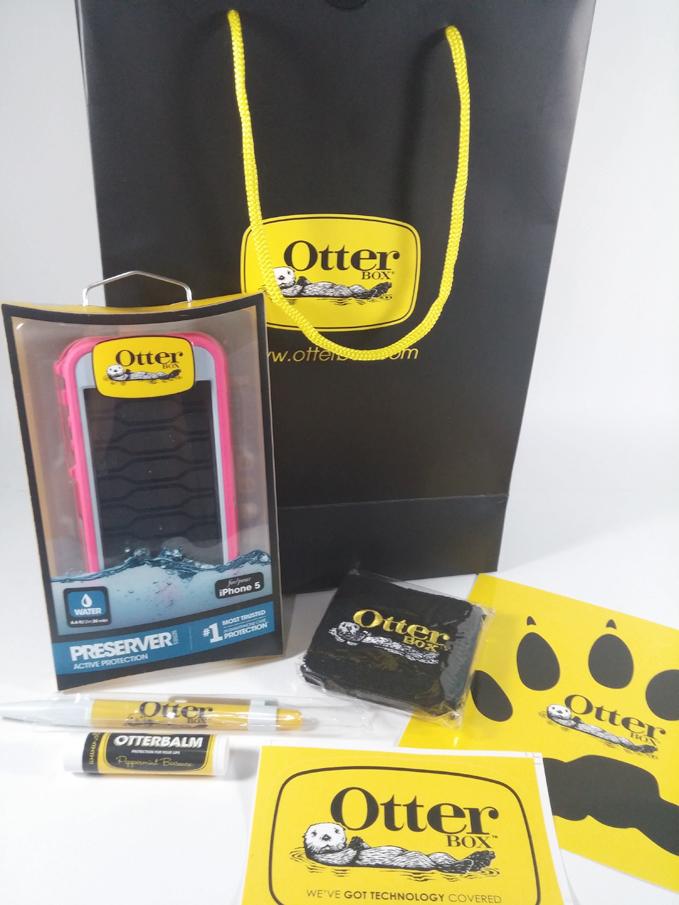 OtterBox Preserver Series Case Raffle