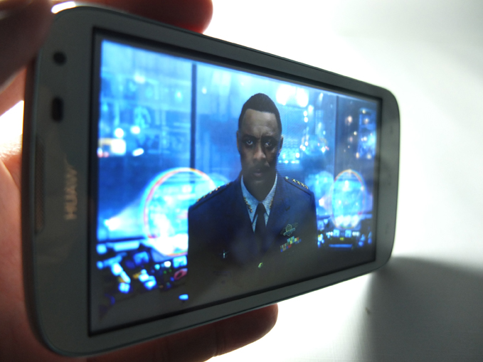 Huawei Ascend G610 Review - Viewing Angles, 1080p video