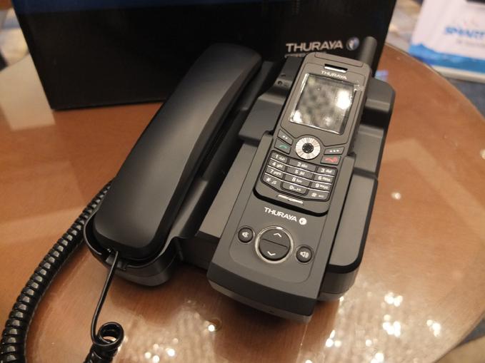 XT Stand Alone Satellite Phone