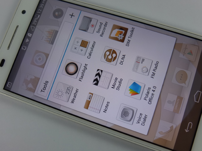 Huawei Ascend P6 Review Emotion UI