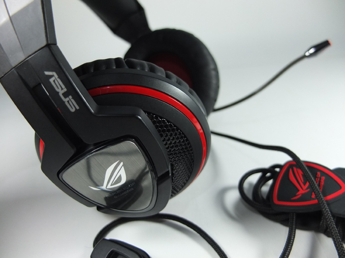 ASUS Orion Pro Gaming Headset Review 01