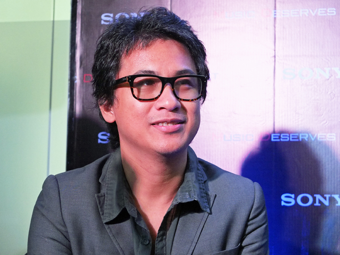Ely Buendia Sony Alabang MDR