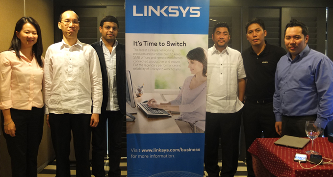 Linksys Executives and Dealers