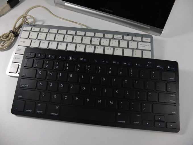 Minimalist Bluetooth Keyboard Review 14