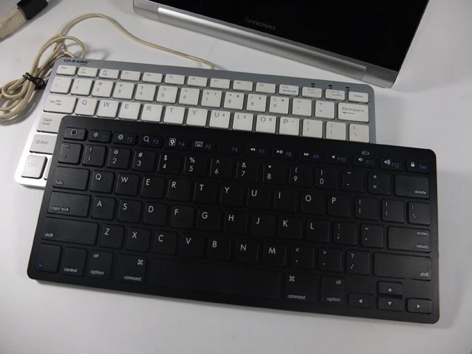 Minimalist Bluetooth Keyboard Review 14