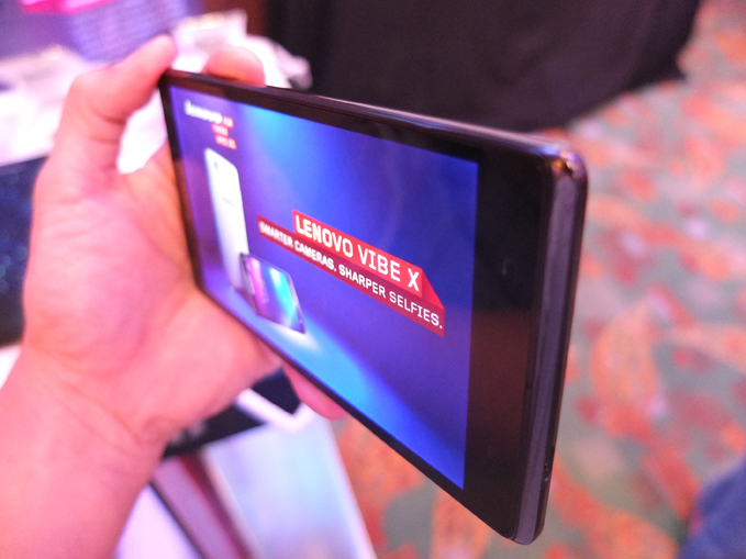 Lenovo Vibe Z LTE Launch 14