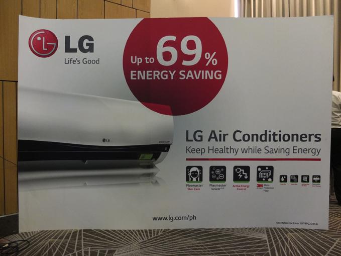 LG Inverter V Airconditioner 01