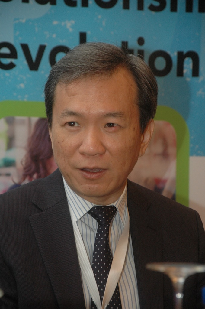 Edwin Ong, Director for Marketing and channels APAC and Middle East, Aspect Software