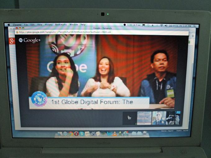 Globe Hangout Samsung Galaxy S5