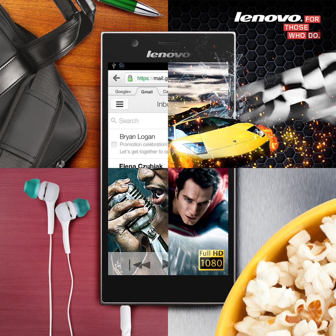 Lenovo K900 Image