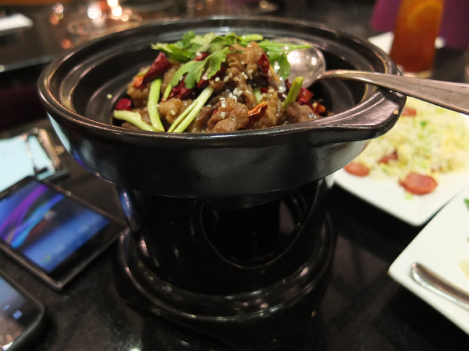 Lugang Face Stir Fried Beef with Fried Chili 02