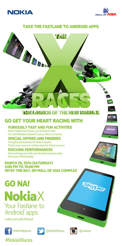 Nokia X Races 01