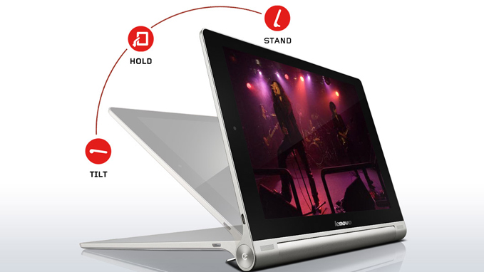 Lenovo Yoga Tablet Modes