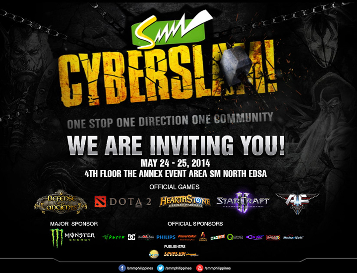 CyberSlam Promotional Images (1)