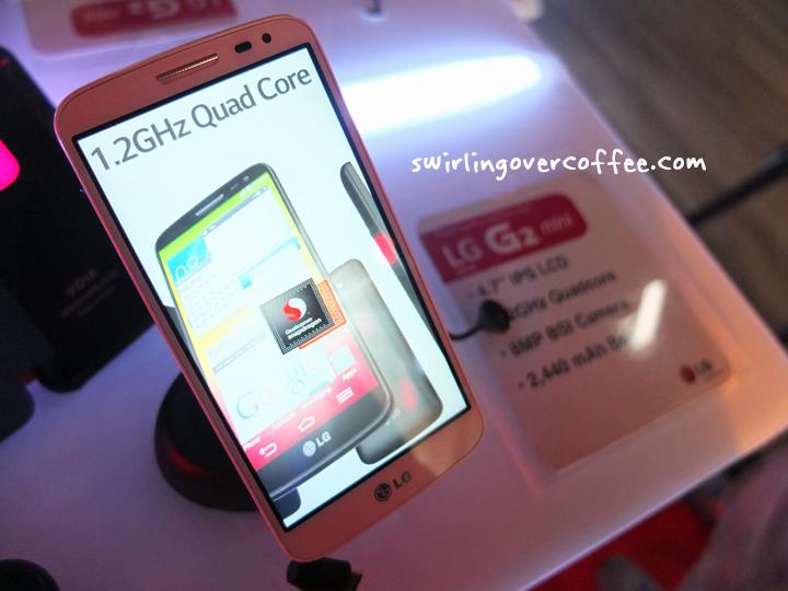 LG G2 Mini Smart Postpaid Plan Specs