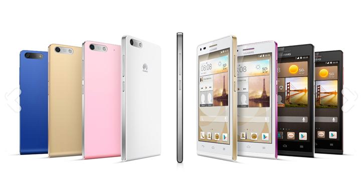 Huawei Ascend G6 Lead