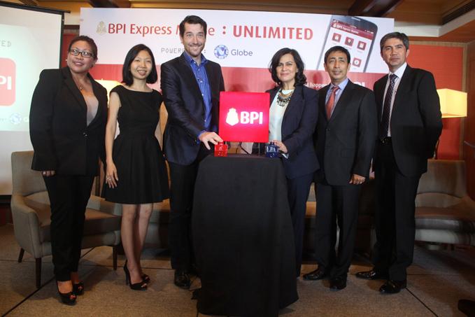 BPI Express Mobile Banking App Globe
