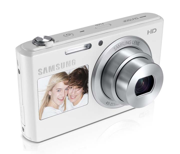 Samsung DV150F Smart Camera