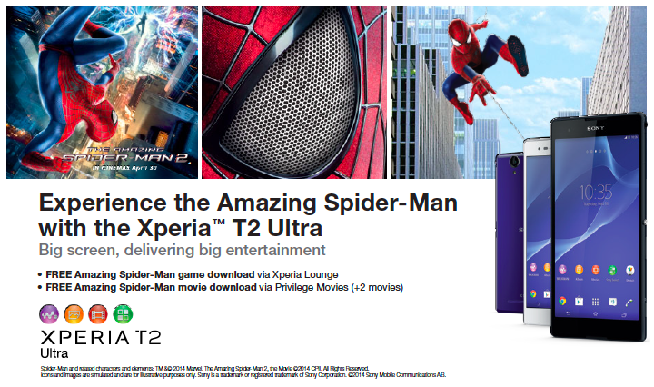 Sony Spide-Man Pomo