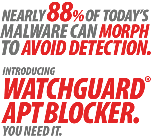 WatchGuard APT Blocker