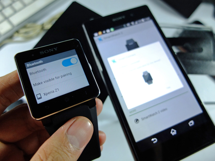Sony-SmartWatch-2-Android-Pairing