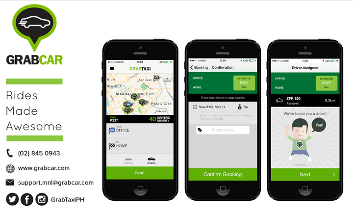 How to Use GrabCar
