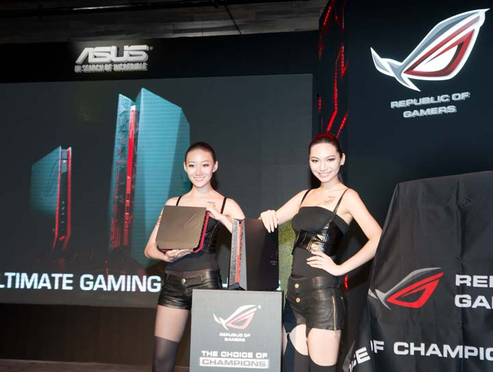 The Ultimate Gaming Machines_ROG GR8 & G20