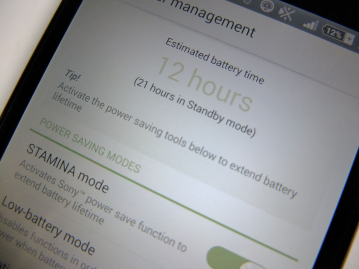Xperia Z1 Battery