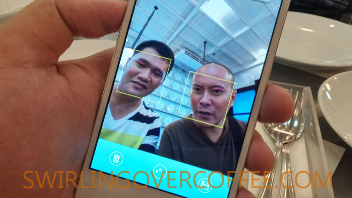 Gionee Elife S5.5 Charms Camera feature