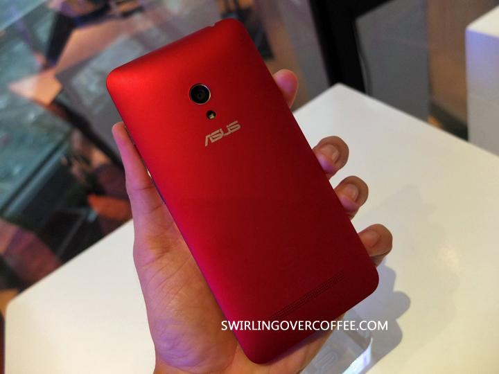 ASUS ZenFone 5 Red