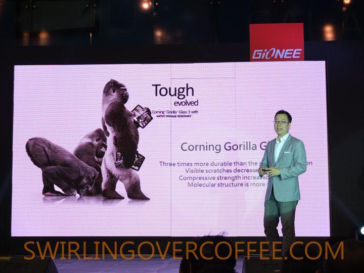 Oliver Sha Gionee Head of Global Marketing