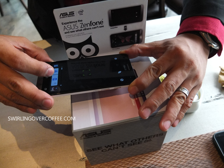 ASUS ZenFone PixelMaster
