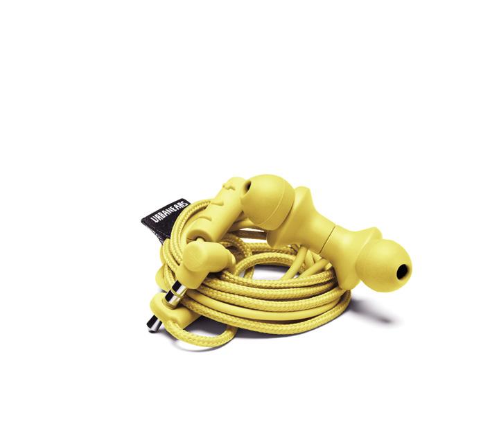Kransen Plus - Yellow