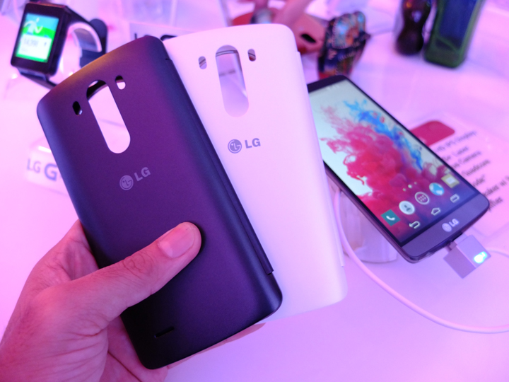 LG G3 back covers
