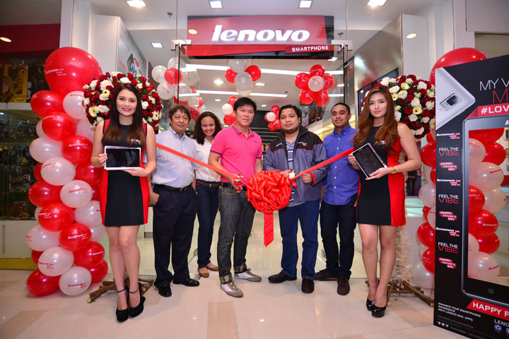 Lenovo Mobile Exclusive Store_Ayala Fairview Terraces