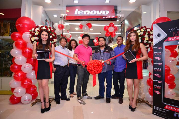 Lenovo Mobile Exclusive Store_Ayala Fairview Terraces