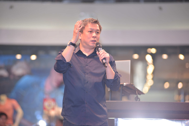 Michael Ngan, Country General Manager, Lenovo Philippines