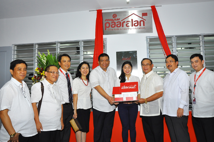 Philam Paaralan turnover photo