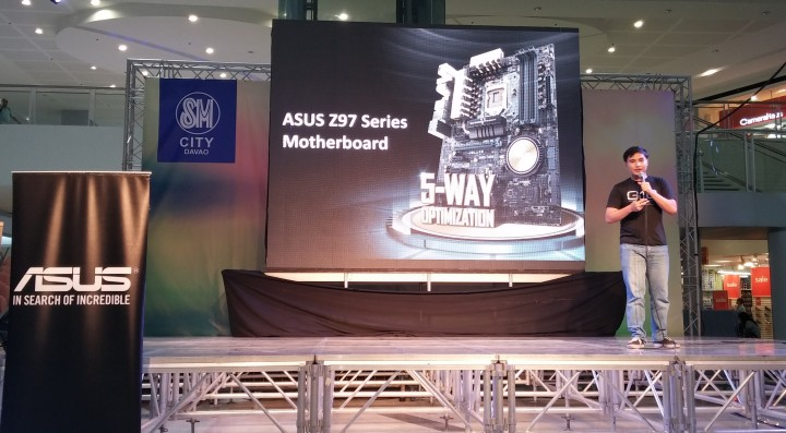 ASUS TPR PK Felongko Discusses ASUS Motherboards in Tech Forum