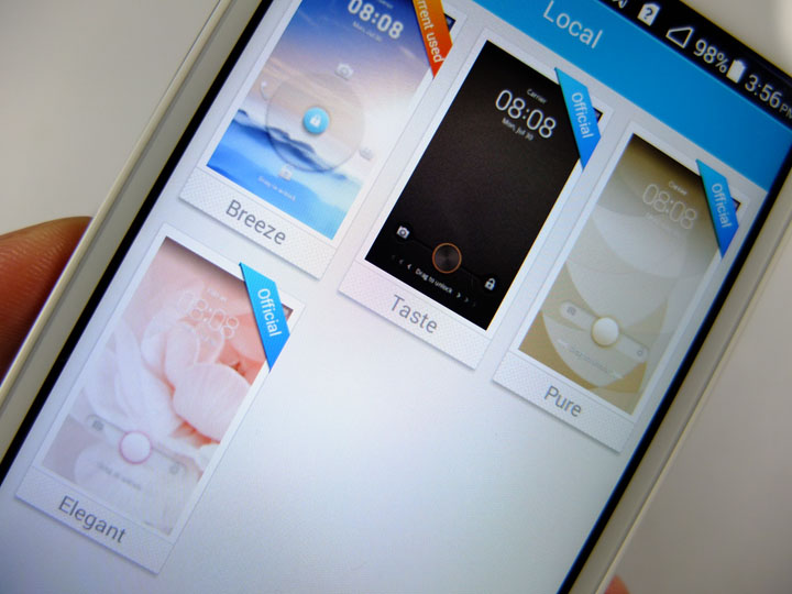 Huawei Ascend G6 Review Themes