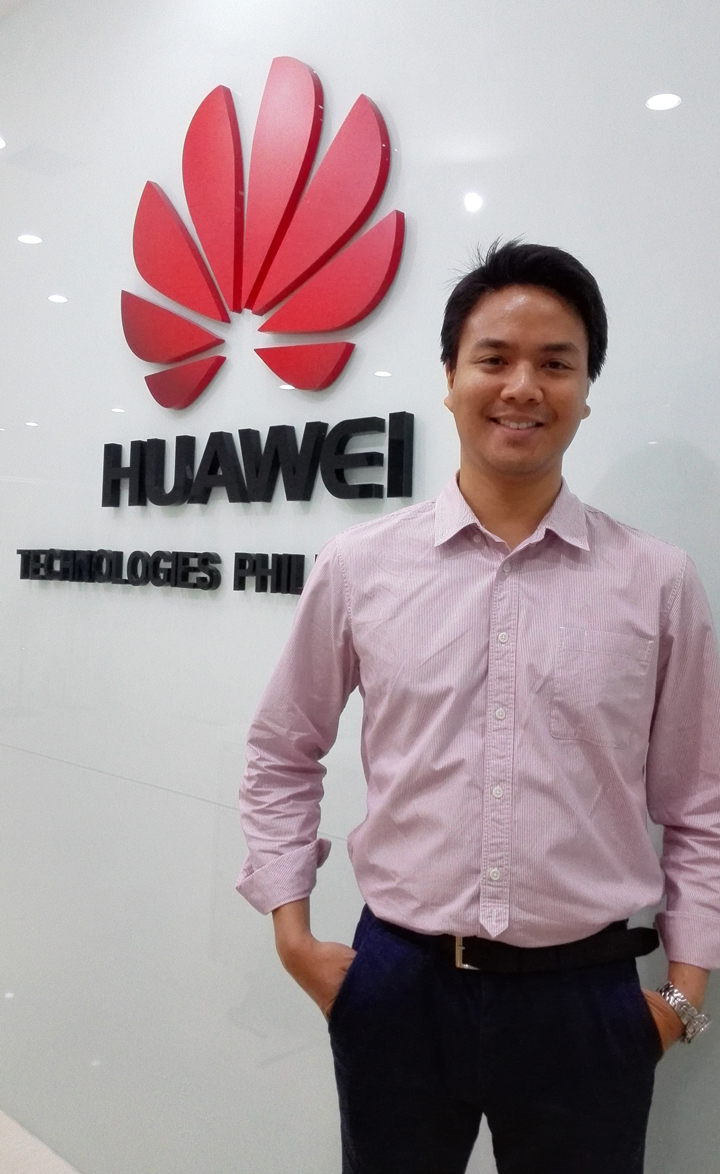 Huawei Michael Joseph David