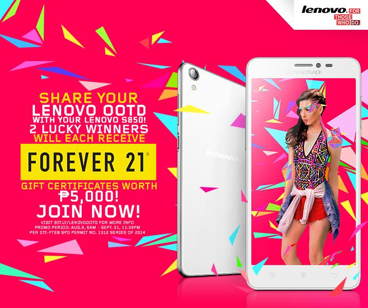 Lenovo Forever 21
