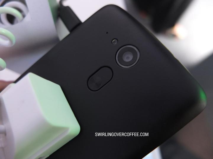 Acer Liquid E700 Rear Camera