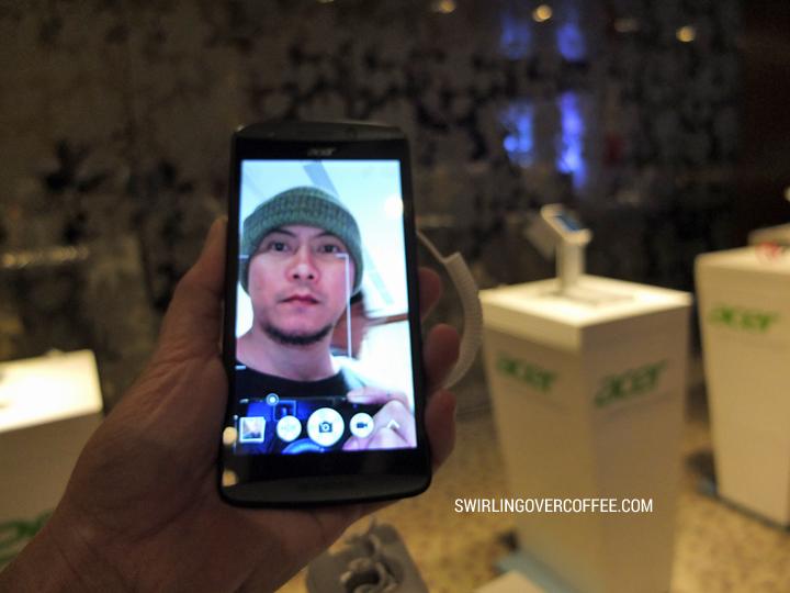 Acer Liquid E700 Camera