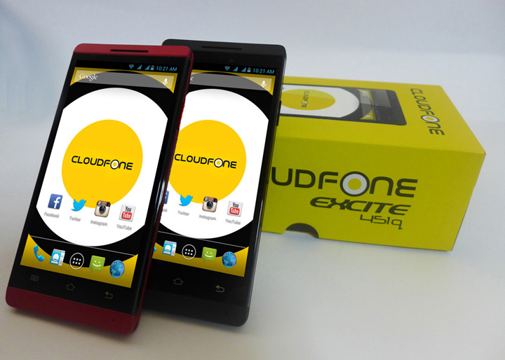 Cloudfone Excite 451p