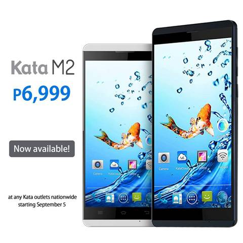 Kata M2 phablet available