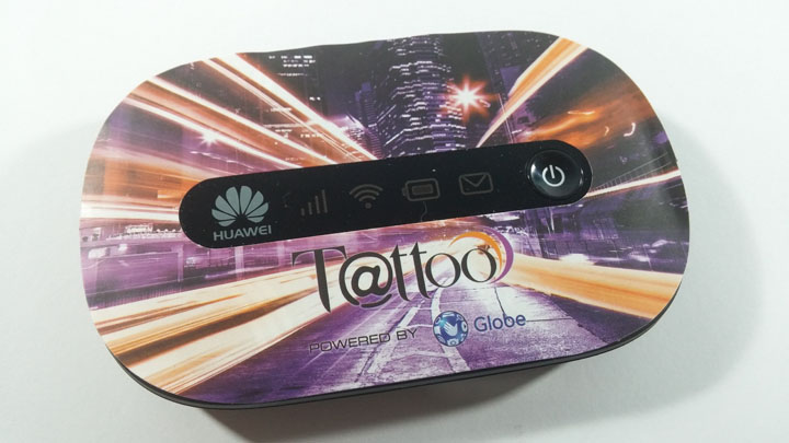 Globe Tattoo 4G Mobile WiFi