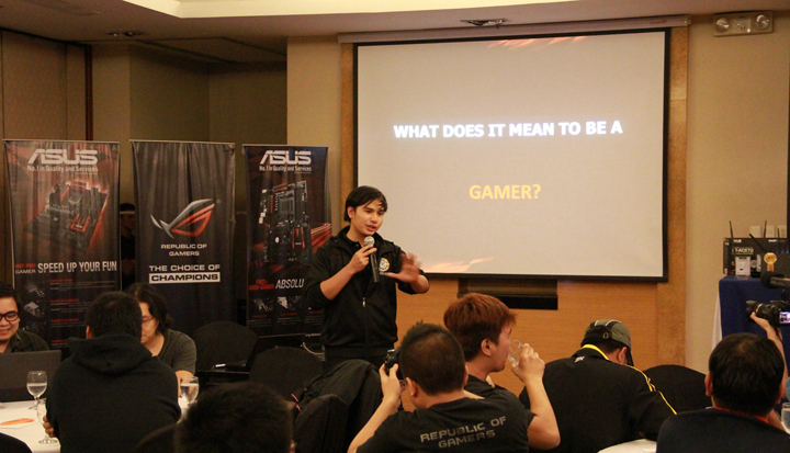 ASUS Tech PR Discusses the Features of ASUS Gamer Motherboards